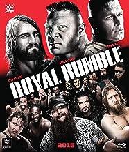 wwe royal rumble 2018 blu ray