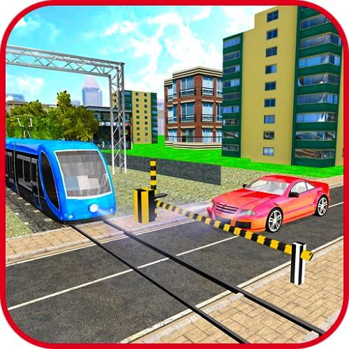 Bahnübergang Spiel - Kostenloser Train Simulator