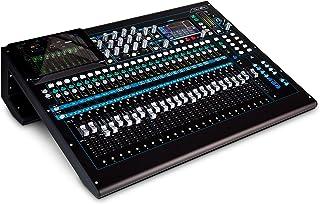 Allen & Heath QU-24C 30 In/24 Out Compact Digital Mixer, Chrome Edition