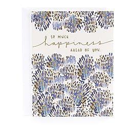 Hallmark Wedding Card (So Much Happiness)