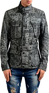 belstaff jacket size 54