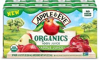Apple & Eve 100% Organic Apple Juice, 40 Count