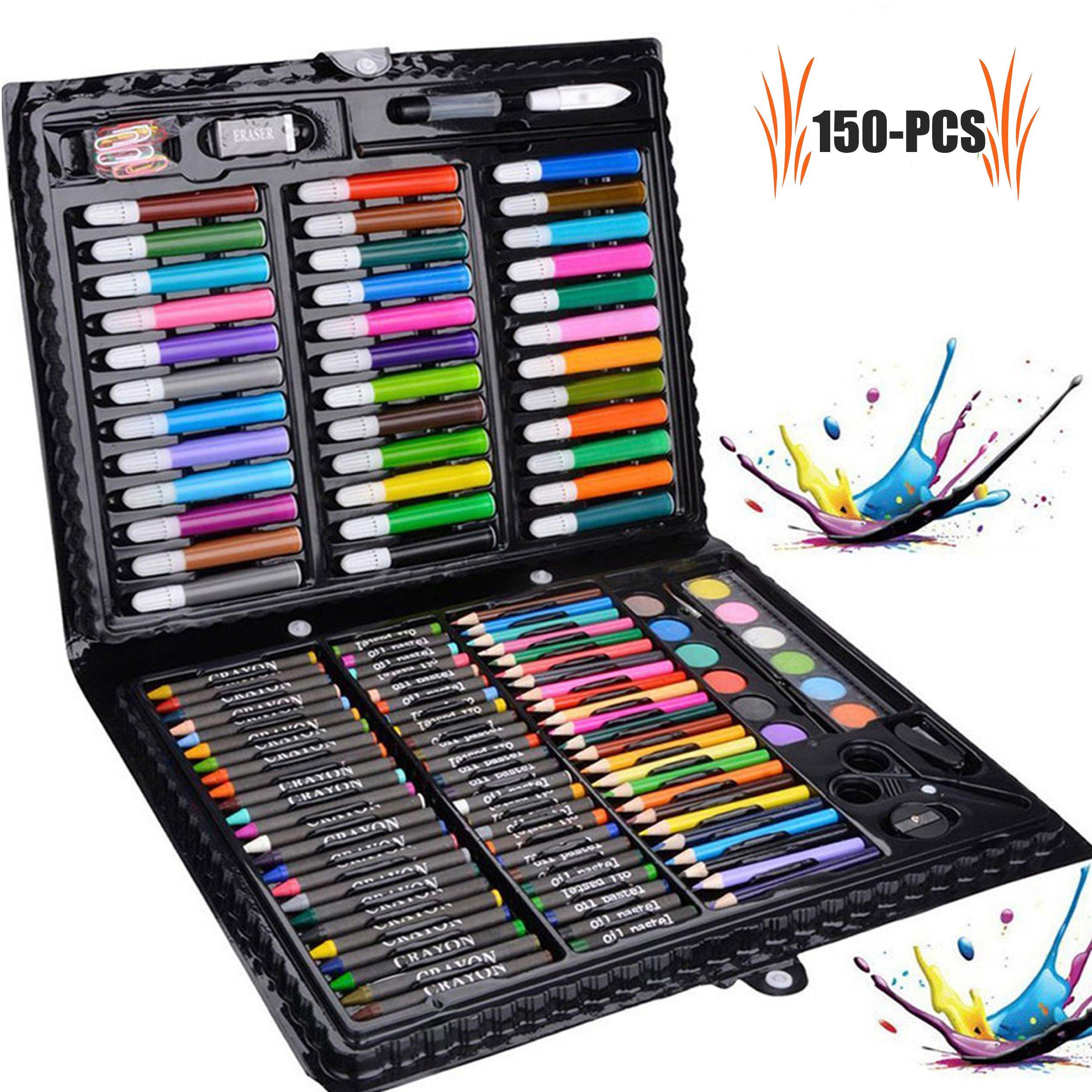 Caja Colores Niños, Legendog Lapices De Colores, Lapices De Colores Niños, Conjunto de Pintura: Amazon.es: Hogar