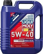 Liqui Moly 2022 Diesel High Tech Synthetic 5W-40 Motor Oil - 5 Liter Jug