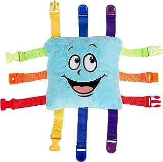 Buckle Toy - Bubbles Square