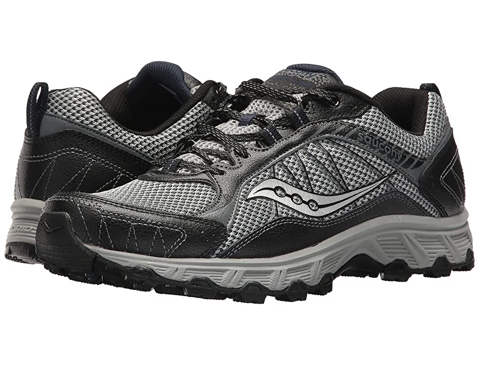 Saucony Grid Escape TR3 (Grey/Black/Blue) Men