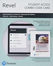 Revel for Government in America: People, Politics and Policy, 2016 Presidential Election Edition -- Combo Access Card (17th Edition)