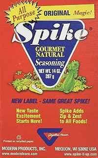 Spike Gourmet Natural Seasoning - Original Magic! 14 Ounce Pwdr