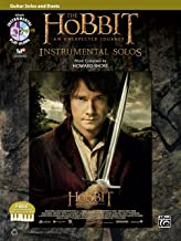 The Hobbit -- An Unexpected Journey Instrumental Solos: Guitar, Book & DVD-ROM (Pop Instrumental Solo Series)