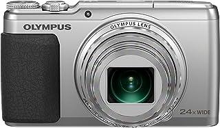 OLYMPUS デジタルカメラ STYLUS SH-50 1600万画素裏面照射型CMOS 光学24倍ズーム 広角26mm シルバー SH-50 SLV