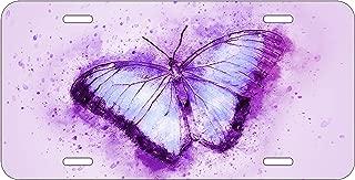 Best purple license plate Reviews