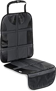 Hauck Sit on Me Deluxe Car Seat Protector Black, H-61802