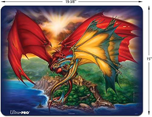 Ultra Pro Play Mat Go 4 Throat (Moore) (82136) - Sammelkartenzubeh