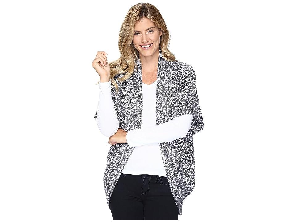 ExOfficio Lorelei Cocoon Wrap (Carbon Heather) Women