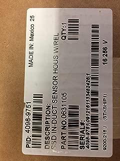 Simplex 4098-9751- Duct Sensor Housing W/Relay