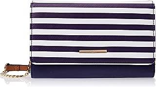 Aldo Crossbody Bag for Women, Polyester, Navy and White - OSPEDALETTO4