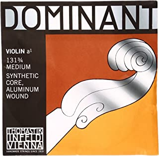 Dominant Strings 131 3/4 Aluminium Wound Violin A String