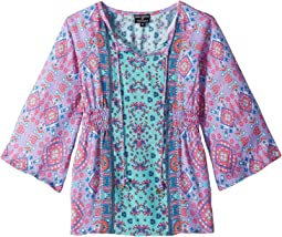 Tolani Portia Tunic Dress (Toddler/Little Kids)