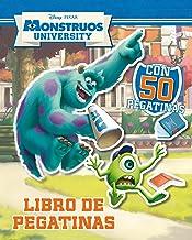 Monstruos University. Libro de pegatinas (Disney. Monstruos University)