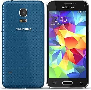 "Samsung Galaxy S5 5.1"" 16GB 16GB Unlocked GSM Android Phone 2GB RAM Blue Model G900A"