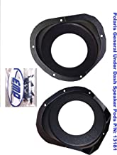 P/N 13181 Polaris General Under-Dash Speaker Pods (Speakers Not Included)