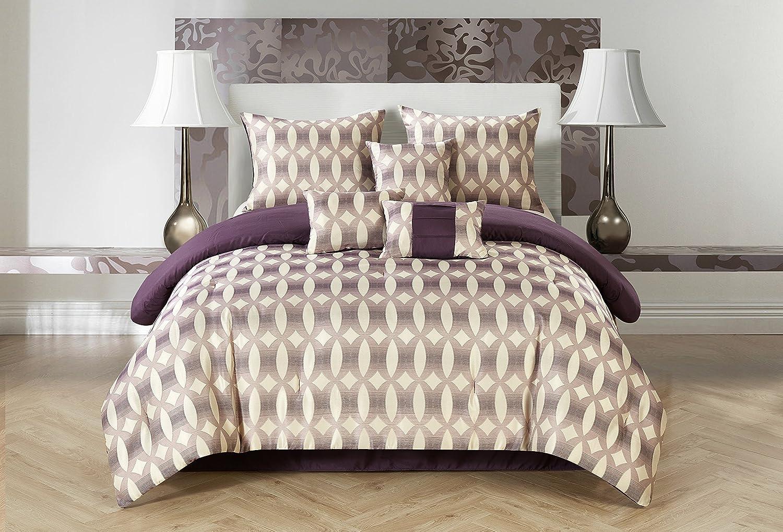 Casa Bentham Jacquard 7-Piece Set Full All Max 68% OFF items free shipping Comforter