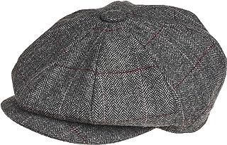 Gorra de Peaky Blinders, lana, de estilo chico repartidor de