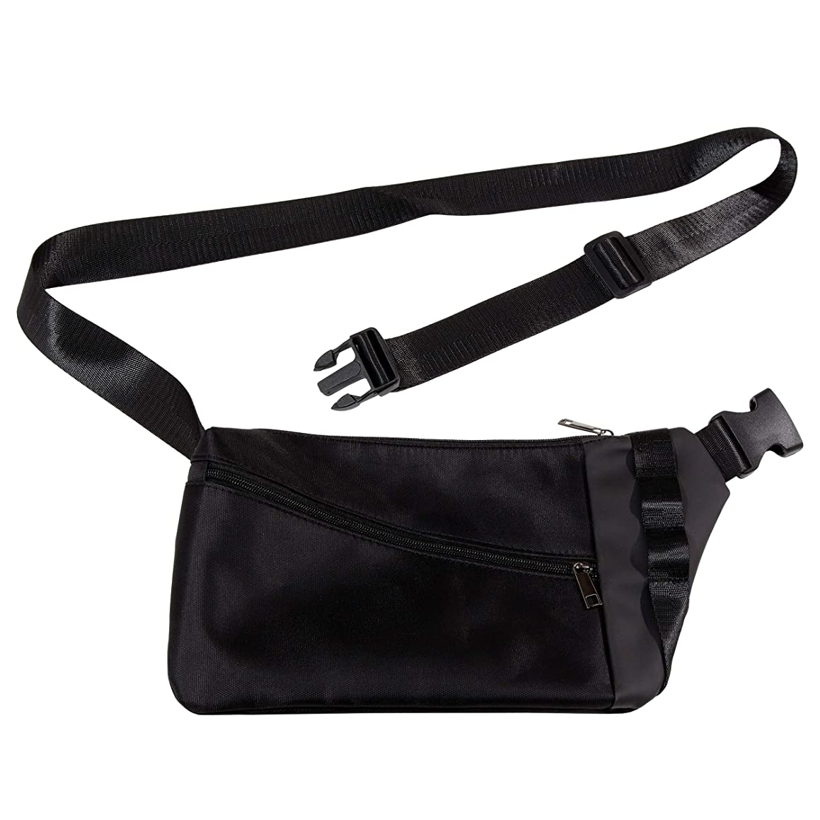 Sling Bag Casual Daypack Lightweight Shoulder/Crossbody Bag in Black