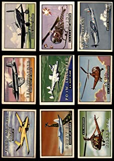1952 Topps Wings 25 Card Starter Set/Lot (Card) Dean`s Cards 4 - VG/EX
