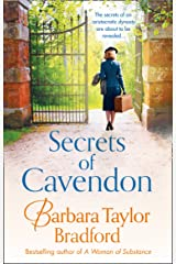 Secrets of Cavendon: A gripping historical saga full of intrigue and drama (English Edition) eBook Kindle