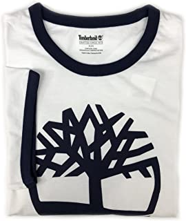 Men's Short Sleeve Tree Logo Ringer T-Shirt