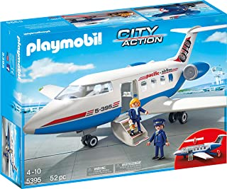 playmobil airplane 5395