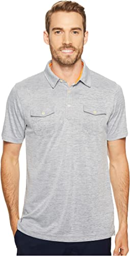 Tailored Double Pocket Polo