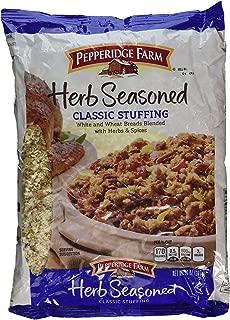 Pepperidge Farm, Herb Seasoned Stuffing, 14oz Bag (Pack of 2)