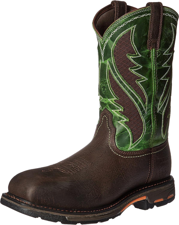 Ariat Work Men's Workhog Venttek Composite Toe Work Boot