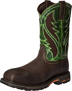 ARIAT Men's Workhog Venttek Composite Toe Work Boot