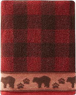 SKL Home by Saturday Knight Ltd. Sundance Bath Towel, Red