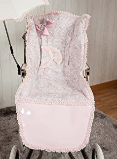 Babyline 2000666 Saco Silla Leather Beige 666