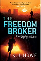 The Freedom Broker (Thea Paris 1) Kindle Edition