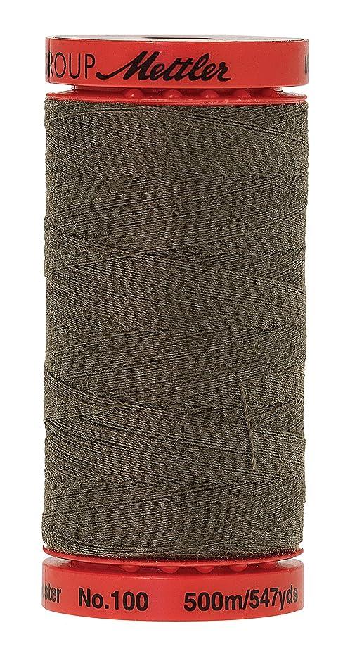 Mettler Metrosene Old Number 1145-0706 Poly Thread, 500m/547 yd, Chaff