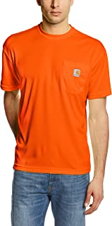 Men's High Visibility Force Color Enhanced Short Sleeve Tee