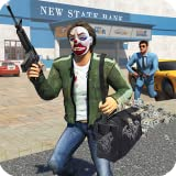 Bank Robbery Cash Security Van- Grand Heist Bank Robbery Games for Free