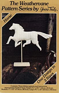 The Weathervane Pattern Series By Yours Truly (Horse)