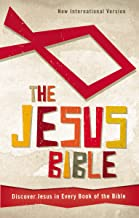 NIV, The Jesus Bible, Hardcover: Discover Jesus in Every Book of the Bible