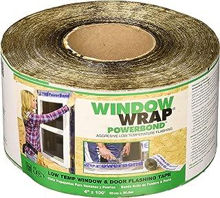 Mfm Building Product 44142 Mfm S W Indowwrap Power Bond W Indow Wrap