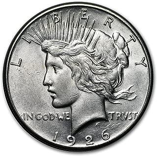 Best 1926 s peace dollar Reviews