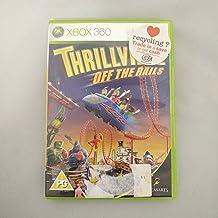 Thrillville: Off the Rails [Xbox 360] [Producto Importado]