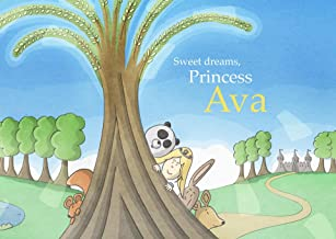 Sweet dreams, Princess Ava