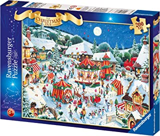 Ravensburger The Christmas Fair 200 Pieces Christmas Puzzle