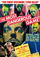 The Most Dangerous Game (1932) (Restored Edition)